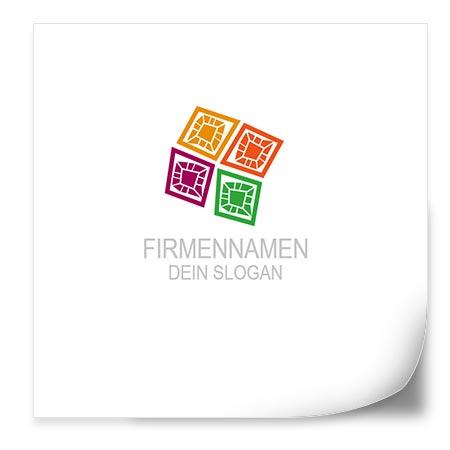 Logo Vorlage | vier Jahreszeiten