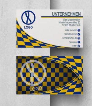 0010 Visitenkarten Vorlage