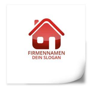 Logo Vorlage | HausVerlauf