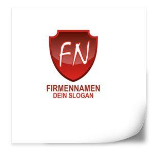 Logo Vorlage | Schild