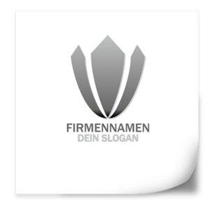 Logo Vorlage Pfeile