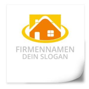 Logo Vorlage | Haus2