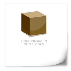 Logo Vorlage Box