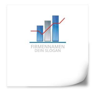 Logo Vorlage | Diagramm