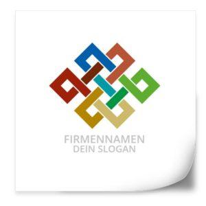 Logo Vorlage | Gitter