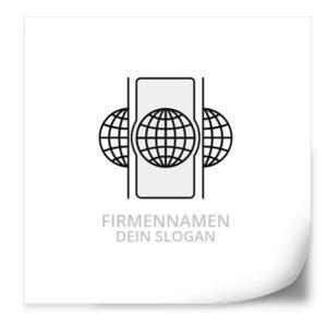 Logo Vorlage GlobusKamera