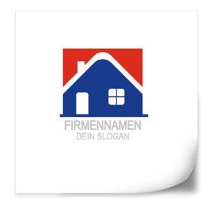 Logo Vorlage | Haus