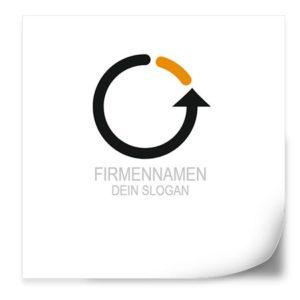 Logo Vorlage | KreisPfeil