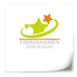 Logo Vorlage | Sterne